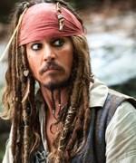 Johnny Depp, Piraci z Karaibów