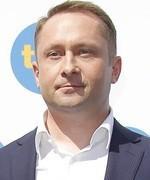 Kamil Durczok, szef