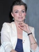 """Katarzyna Sokołowska w jury """"Top model"""""""