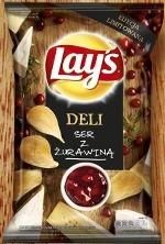 Chipsy Lay's reklamowane w nowych smakach Deli (wideo)