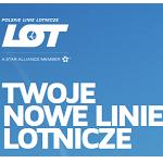 """Pracownicy reklamują LOT jako """"Twoje nowe linie lotnicze"""" (wideo)"""