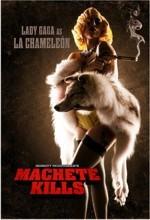 Lady GaGa, Machete Kills