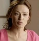 Magdalena Różczka w reklamie Jacobs