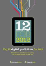 Millward Brown: 12 prognoz dla mediów cyfrowych na 2012 rok