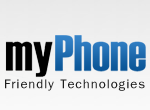 Izabela Trojanowska reklamuje telefony myPhone