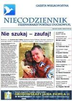 """""""Niecodziennik"""" trafi w Popielec do 100 000 Warszawiaków"""