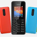 Nokia 108 będzie kosztować jedyne 21,5 euro (wideo)