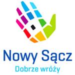 """""""Geje i szatan"""" w logo Nowego Sącza"""