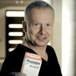 Bogusław Linda, reklama Pharmaton Geriavit