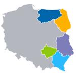 Bóbr, zając i żółw reklamują wschodnią Polskę