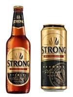 Szlachetny smok reklamuje piwo Strong (wideo)