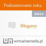 Polska blogosfera: jaka była w 2011 r., jaka będzie w 2012?