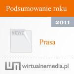Polska prasa w 2011 roku - co w 2012 roku?