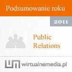 Rok 2011 pod lupą branży PR - prognozy na 2012