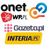 WP i Onet przyciągają na najdłużej, słabo o2.pl i Gazeta.pl