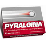 Pyralgina reklamowana na ból forte, max i extra max (wideo)