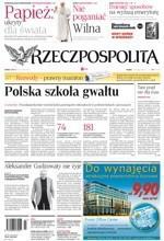 """""""Rzeczpospolita"""" znika z samolotów, pociągów i hoteli"""
