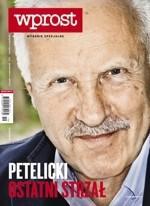 """Specjalne wydanie """"Wprost"""" o generale Petelickim"""