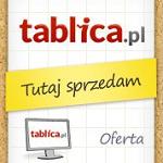 Pirat sprzedający lampę reklamuje Tablica.pl (wideo)