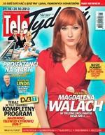 """""""Tele Tydzień"""" najchętniej kupowanym tygodnikiem, """"Polityka"""" lepsza od """"Newsweeka"""" (Top 64)"""