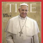 """Papież Franciszek człowiekiem roku 2013 magazynu """"Time"""""""