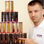Tomasz Adamek będzie reklamował Las Vegas Power Energy Drink