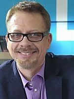 Tomasz Raczek (fot. Jan Bogacz/ TVP)