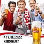 """""""Chcemy kibicować"""" - Boniek, Figo i van Basten reklamują Tyskie (wideo)"""