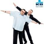 Mann i Materna twarzami Kredyt Banku do 2012 r. (wideo)