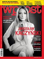 """Okładka """"Wprost"""" z Małgorzatą Rozenek plagiatem """"Time'a""""? Redakcja nie komentuje"""