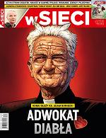 ks. Adam Boniecki na okładce