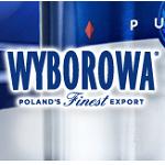 Brytyjczyk, Francuz i Australijczyk reklamują wódkę Wyborowa