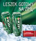 Piwo Lech: Leszek gotowy na zimę
