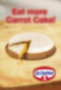 Dr. August Oetker Nahrungsmittel: Carrot Cake