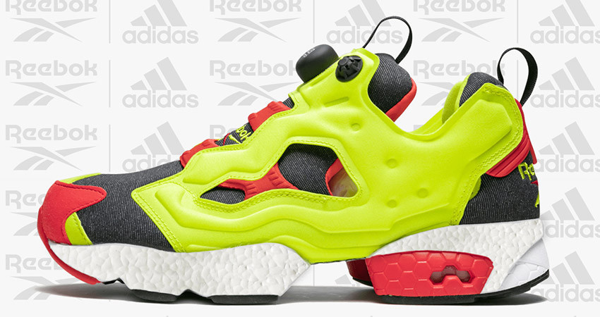Adidas z Reebokiem: nowy model butów Instapump Fury Boost
