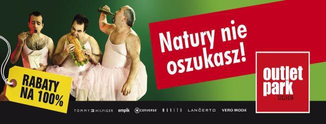 bc1a24be Założeniem akcji jest podkreślenie oferty rabatowej obowiązującej na  terenie Outlet Park Szczecin przez cały rok.