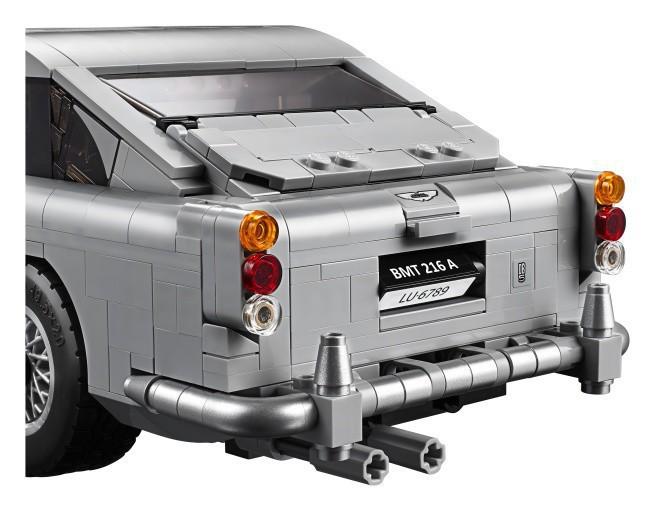Lego Creator Expert James Bond Aston Martin Db5 Jaka Cena 700 Zł