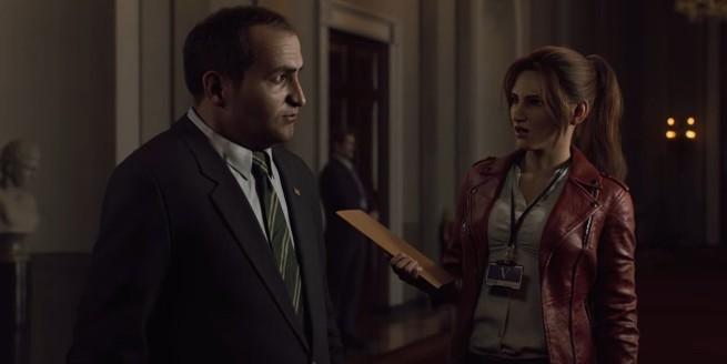Gambar diam dari Resident Evil: Eternal Darkness