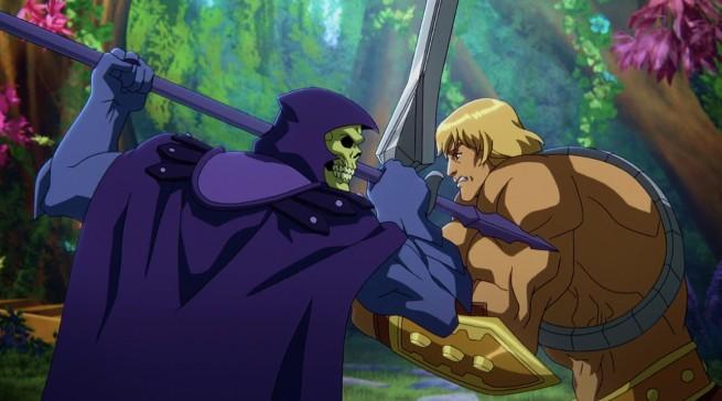 Kadr z serialu Władcy wszechświata: Objawienie