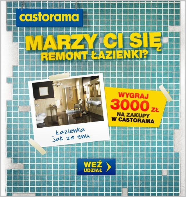 Moja Nowa łazienka Konkurs Castoramy Na Facebooku