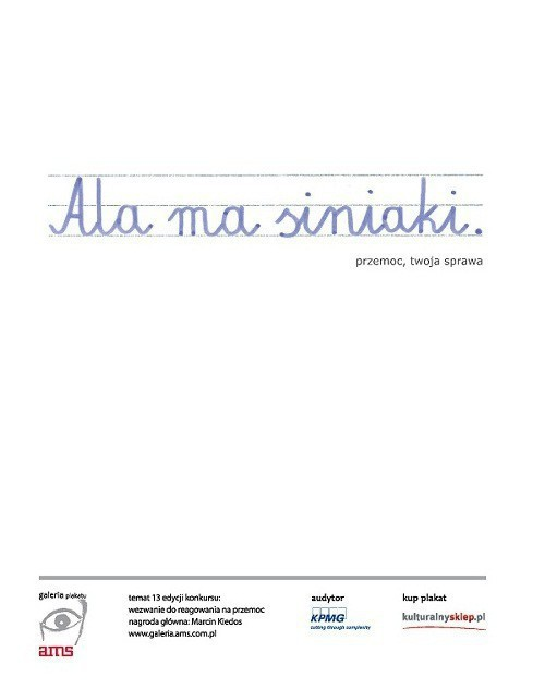 Ala Ma Siniaki I Twoja Niemoc Wspiera Przemoc Najlepsze W