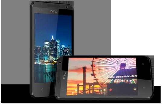 HTC Desire 300 - Telefony komórkowe na WirtualneMedia pl