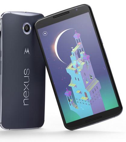 Motorola Nexus 6 - Telefony komórkowe na WirtualneMedia pl