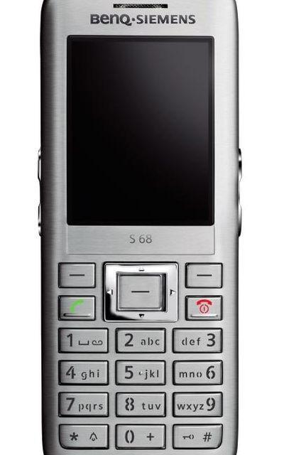 BenQ Siemens S68