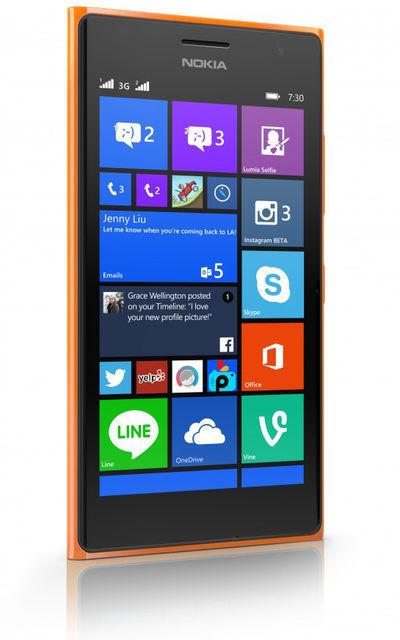 Nokia Lumia 735 - Telefony komórkowe na WirtualneMedia pl