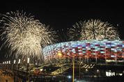 Otwarcie Stadionu Narodowego w Warszawie