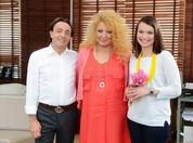 "Anna Starmach, Magda Gessler i Michel Moran w ""MasterChef"""