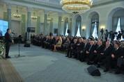 Odznaczenia Prezydenta RP z okazji 75. rocznicy pierwszej emisji telewizyjnej w Polsce