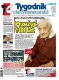 Tygodnik Ciechanowski - 2018-09-14