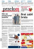 Przełom - Tygodnik Ziemi Chrzanowskiej - 2013-10-16